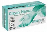 Case lot of 1000 10 x 100 Volk Clean Hand #61075 powder free vinyl gloves Large