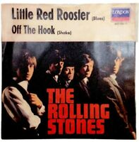 "Rolling Stones 7"" ⚠️1989-Little Red Rooster/Off The Hook- 882150-7"