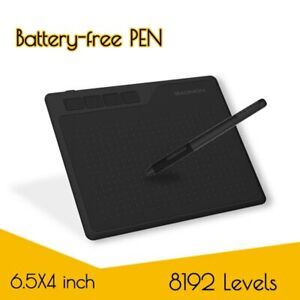 GAOMON S620 6.5x4 Inches 8192 Level Battery-Free Pen Support Android& Windows 10