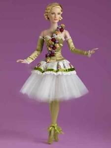 "Spring Flowers 16"" Ballet doll 2013 Tonner Extra feet Ltd 400 Hard to Find"