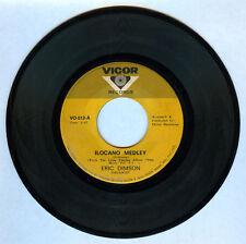 Philippines ERIC DIMSON Ilocano Medley OPM 45 rpm Record