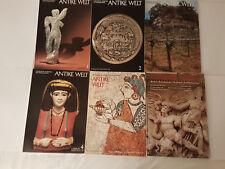 Antike Welt Zeitschrift für Archäologie und Kulturgeschichte 1990