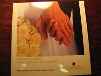Canada 2005 Wedding Gift Coins Rcm Set.