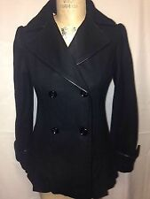 Wool Blend Peacoat Coats & Jackets for Women