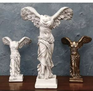 Goddess of Victory Winged Nike Sculpture Resin Rome European style Statue Figure