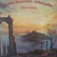 JUSTIN HAYWARD AND JOHN LODGE Blue Jays 1975 (Vinyl LP)