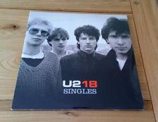 U2 18 singles 2017 euro 2LP NUEVO PRECINTADO Alternative Rock Nueva onda
