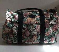 Floral Travel Duffel Gym Bag