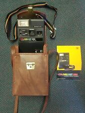Kodak Colorburst 250 with Case, Rainbow Strap and Manual