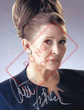 8.5x11 Autographed Signed Reprint RP Photo Carrie FIsher