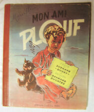 """livre enfant collection """"Mon ami Plouf"""" - 1945 - bon état"""