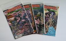 Mrs. Deadpool and The Howling Commandos 2015 1-4 Marvel Complete Set VF/NM