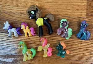 Hasbro MY Little Pony Small Ponies Lot 8