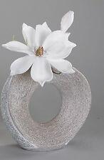 Runde moderne Deko-Blumentöpfe & -Vasen aus Keramik