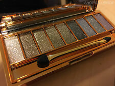 9 Colors Diamond Decay Bright Makeup Glitter Eye Shadow, Great Look,Color