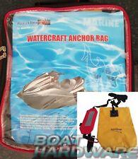 Sand/Gravel ANCHOR BAG 20kg Watercraft Kayak Canoe Jetski Seadoo Tinnie
