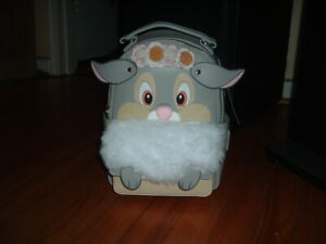 LOUNGEFLY DISNEY BAMBI THUMPER FIGURAL COSPLAY MINI BACKPACK~ WITH TAGS~ NEW~
