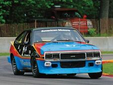 AMC AMX Spirit at Nurburgring racing dvd James Brolin Amos Johnson B F Goodrich