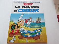 Asterix.  la galere d'obelix  EO 1996..
