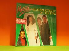 GLADYS NIGHT & THE PIPS - MOTOWN LEGENDS 1985 - IN SHRINK VINYL LP RECORD