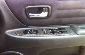 Lexus IS300 Altezza Carbon Window Wrap Kit