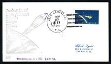 THOR DELTA ROCKET LAUNCH Cape Canaveral FL 1963 Space Cover (2488)