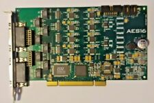 Lynx AES16 8-channel AES//EBU PCI Audio Interface A//D//A 192kHz //DAB//Streaming