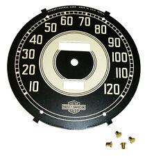 OEM Speedometer FACE for 1941 - 1946 Harley Knuckle UL 45 Solo Servi-Car