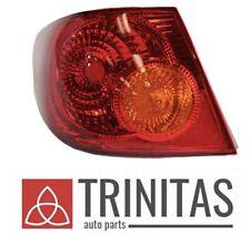 Taillight Taillamp Rear Brake Light Driver Side Left LH for 03-04 Corolla