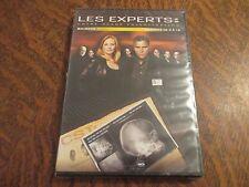 dvd les experts: crime scene investigation saison 1 episodes 9 a 12