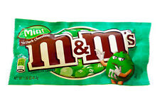 Dark Chocolate Mint M&M's