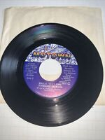 Jermaine JACKSON Let Me Tickle Your Fancy Maybe Next Time Motown 45 Record EX