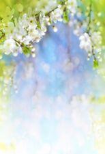 Dreamy Floral Backdrops Wedding Photography Background 5x7ft Vinyl Studio Prop