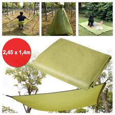 4in1 Sonnensegel Abdeckplane Zeltplane Wasserdicht Regenschutz Camping Zelt Tarp Zelte & Strandmuscheln Camping & Outdoor