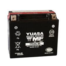 BATTERIA ORIGINALE YUASA YTX20L-BS HARLEY DAVIDSON FLSTF Fat Boy 1340 1991
