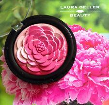 New Laura Geller Baked Gelato Vivid Flower Blush Pink Dahlia Gorgeous!!
