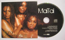 MAI TAI Kronenburg park 2-track CD Single Card sleeve * Frank Boeijen * MAITAI