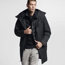 Nike Polyester Regular Size Coats & Jackets for Men