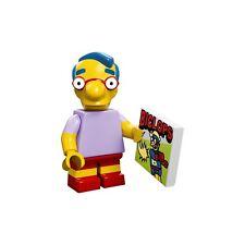 LEGO Minifigure - Milhouse - The Simpsons Series 1 Sealed Polybag |Genuine 71005