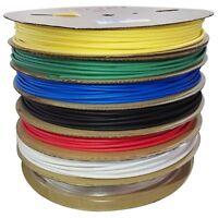 1 Roll 200M Diameter 2.5mm Heat Shrinkable Tube shrink Tubing 7 colors available