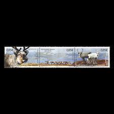 "TAAF 2018 - Fauna ""Renker Program"" Wild Animals - MNH"