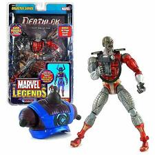 "Marvel Legends Deathlok Galactus Series Toy Biz 6"" Action Figure"