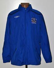 EVERTON 2006/2007 TRAINING FOOTBALL JACKET JERSEY UMBRO SIZE XL ADULT