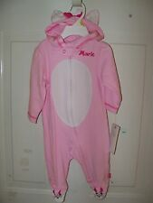 Disney Aristocats Marie Sleeper Size 6-9 Months Girl's NEW