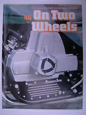 On Two Wheels -  Motorcycle Magazine Volume 4 - Issue No.46 - **FREE POSTAGE**
