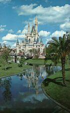Walt Disney World, Orlando, Florida, Cinderella Castle, River etc. --- Postcard
