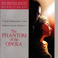 The Phantom of the Opera-2004-Original Soundtrack-2 CD