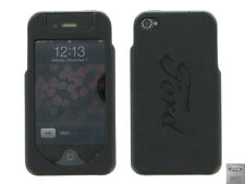 iPhone 4 4s Ford Leather Cover Carrying Case Pouch Sleeve