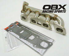 OBX Racing Turbo Header Manifold For 1986 87 88 89 90 91 92 93 1994 SAAB 900