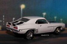 69 1969 CHEVY CAMARO SS 1/64 SCALE DIECAST MODEL DIORAMA OR DISPLAY COLLECTIBLE